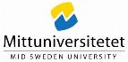 Logotyp för Mittuniversitetet